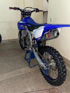 Yamaha Yz250f Año 2020
