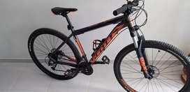 Bicicleta Scott Aspect 970 rin 27. Casi nueva. Poco uso y deterioro