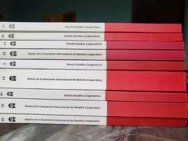 13 Libros de Derecho Cooperativo