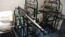 Fabrica De Trapos De Piso Telar Overlock Etc330