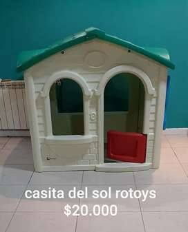 Vendo casa rotoys