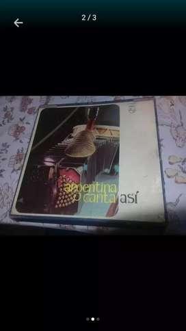 Coleccion de discos vinilos