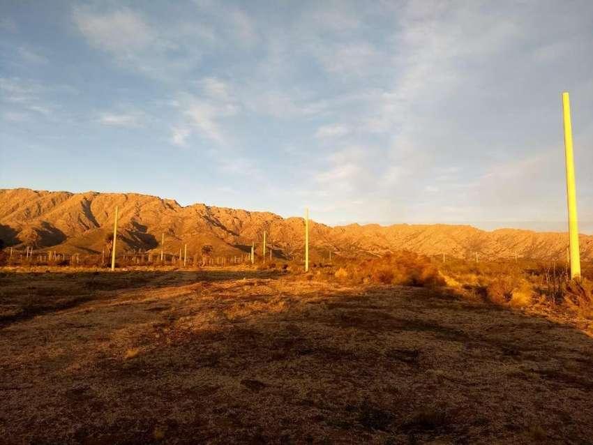 Terreno 860m2 Ruta Prov1 km33 Villa Larca San Luis 20 minutos de Merlo 0