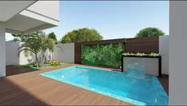 Ciudad Celeste casa moderna con piscina
