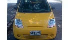 Se vende taxi Chevrolet spark - modelo 2012