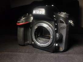 Camara Nikon d610 FULL FRAME