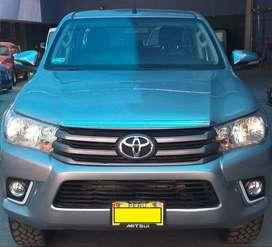 Vendo Toyota Hilux 2015 Modelo 2016