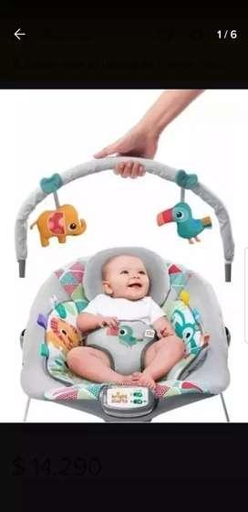 Vendo mecedora para bebé, casi sin uso,excelente estado