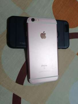 Iphone 6s vendo o cambio
