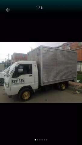 permuto camion 1 tonelada