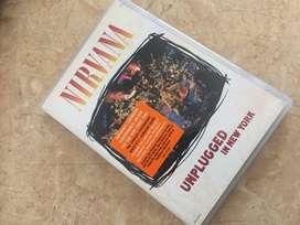 Disco original del unplugged de Nirvana