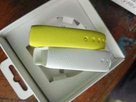 Samsung Galaxy Fit E amarilla Smartband (banda inteligente)