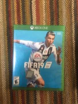 Fifa 19 (7 meses de uso) Xbox one