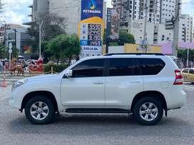 Toyota Prado Txl 2017 Diesel Aut