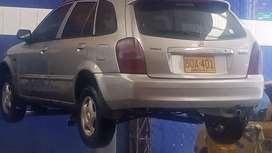 Mazda Allegro 2003