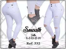 Jeans fabulosos para dama