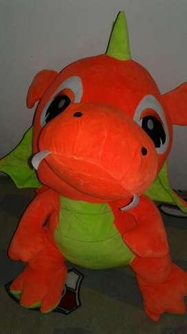 Peluche dragon