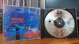 Cd - Miguel Bosé - Directo 90