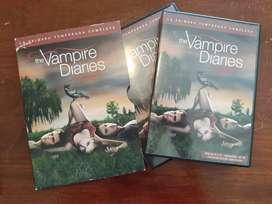 Vendo 1ra temporada original Vampire Diaries