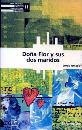 Doña Flor y Sus Dos Maridos - JORGE AMADO - Diario El Comercio