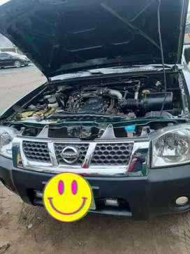 Camioneta 4x4 Nissan Frontier