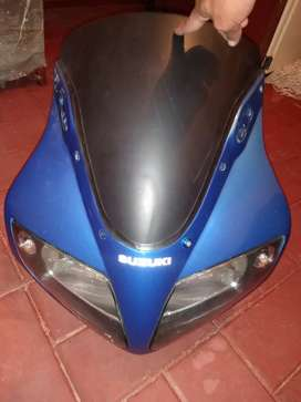 Vendo Carenado Suzuki SV 650 Completo