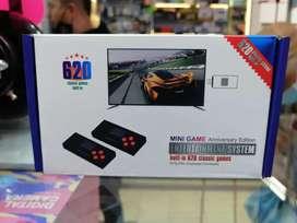 Consola de vídeo juegos inalámbrica.