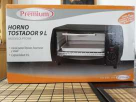 Horno Tostador Premium