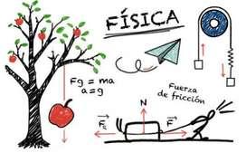 CLASES DE FÍSICA Y MATEMATICA