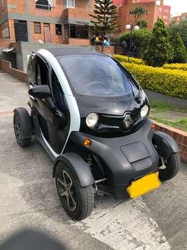 Twizy el carro más económico en la ciudad