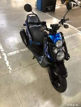 Yamaha Bws Mod 2018 Excelente estado
