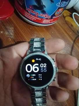 Reloj. Fossil smartwatch