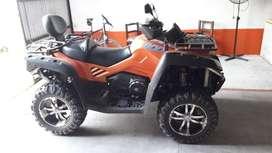 Vendo cuatriciclo 4x4 800cc