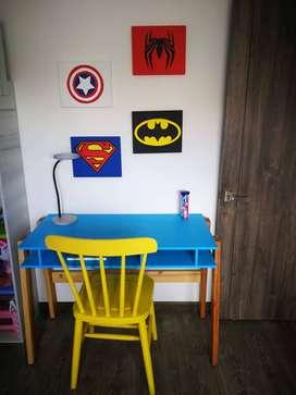 Vendo escritorio de niño