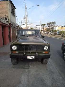 Nissan Patrol 1982 a gasolina y glp motor 2.8 recien reparado