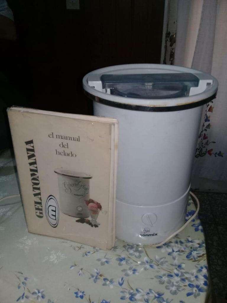 Máquina para hacer helado 0