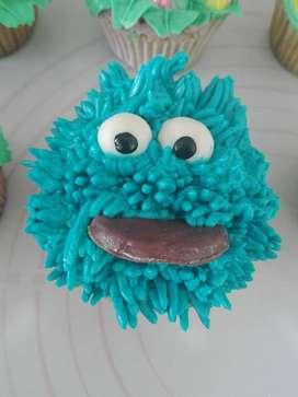 Taller de elaboración y decoración de cupcakes