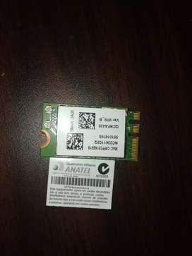 Wifi tarjeta inalámbrica