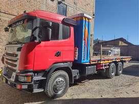 Camiones plataforma y volquete por renovación de flota