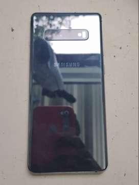 Samsung Galaxy S10+ de 512GB Negro Cerámico
