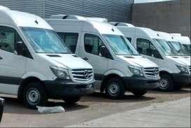 Servicios de Transporte para 45, 42, 33, 34, 29, 24, 21, 17, 15, 11.. y ..8 ..pasajeros.