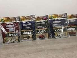 Jeep coleccion