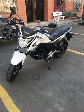 Venta moto honda CB160