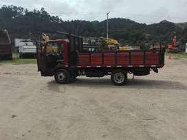 Jac 1040,modelo 2017,km27000 carroceria ferretera, papeles al dia, llantas nuevas