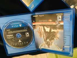 Vendo DESTINY PS4