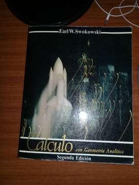 GANGA!!! LIBRO CALCULO DE SWOKWOSKI