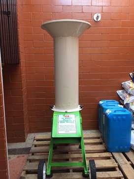 Triturador De Residuos Orgánicos Y Residuos De Coco.