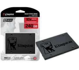 DISCO SSD KINGSTON A400 DE 240GB