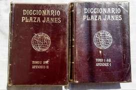 Diccionario Plaza James 1974