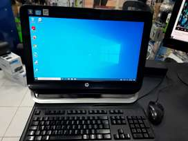 "All in one hp pro 3420 20"" core i3"